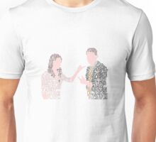 FitzSimmons' Quotes Minimal Art Unisex T-Shirt