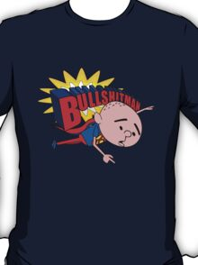 Bullshit Man - Karl Pilkington T Shirt T-Shirt