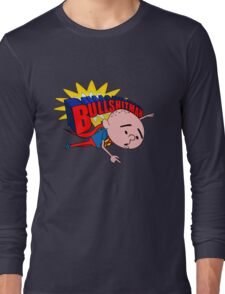 Bullshit Man - Karl Pilkington T Shirt Long Sleeve T-Shirt