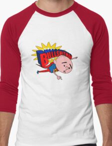 Bullshit Man - Karl Pilkington T Shirt Men's Baseball ¾ T-Shirt