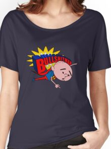 Bullshit Man - Karl Pilkington T Shirt Women's Relaxed Fit T-Shirt