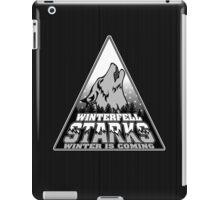 Winterfell Starks iPad Case/Skin