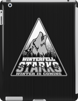 Winterfell Starks by AngryMongo