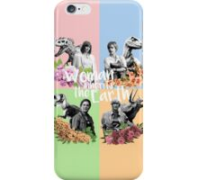 Woman Inherits the Earth (2) iPhone Case/Skin
