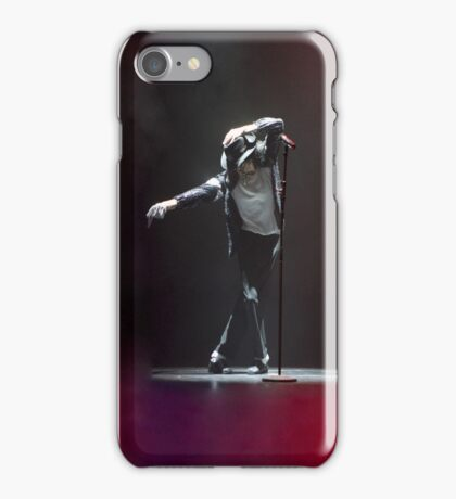 michael jackson iphone cover iPhone Case/Skin