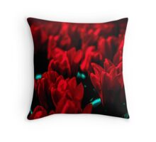 Blood of Passion Throw Pillow