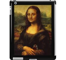 Bill Murray as Mona Lisa iPad Case/Skin