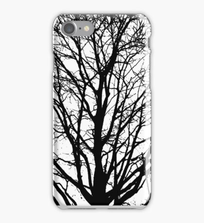 Tree Silhouette 3 iPhone Case/Skin