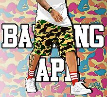A Bathing Ape by mikehanz