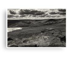 Saddleworth Moors Canvas Print