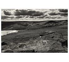 Saddleworth Moors Photographic Print