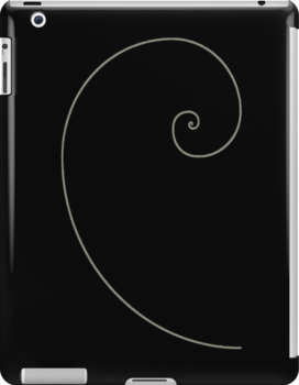 Fibonacci Spiral by Paul Gitto