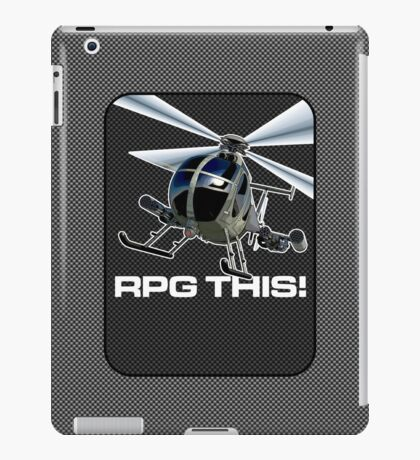 RPG THIS! iPad Case/Skin
