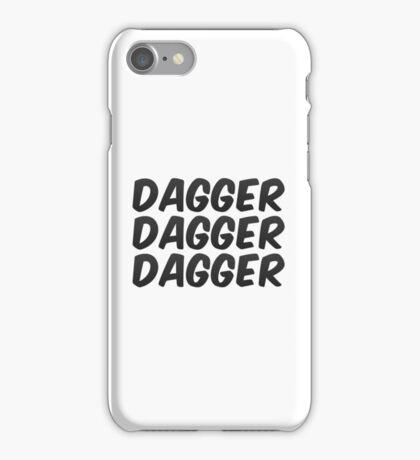 Dagger, dagger, dagger! - Critical Role  iPhone Case/Skin