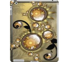 TwistedWithGold-IPad cases iPad Case/Skin