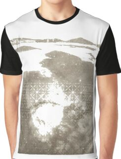 12th Doctor Misty Mountain T-Shirt Graphic T-Shirt