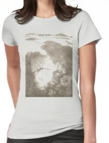 12th Doctor Misty Mountain T-Shirt Womens Fitted T-Shirt