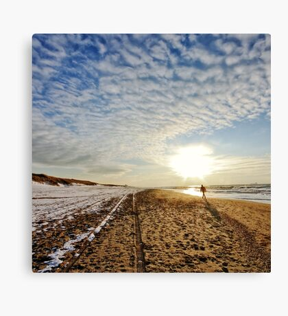 Between Heaven and Earth Canvas Print