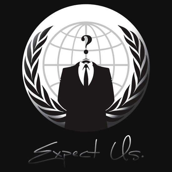 TShirtGifter presents: Anonymous - Expect Us | Unisex T-Shirt