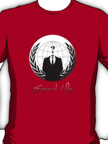 Anonymous - Expect Us T-Shirt
