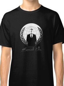 Anonymous - Expect Us Classic T-Shirt