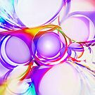 abstract of circle by naphotos