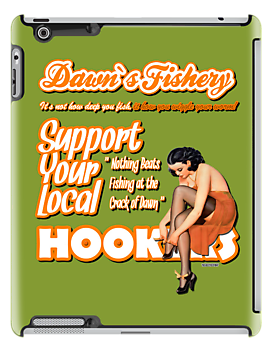 Dawns Fishery support your local hookers by viperbarratt