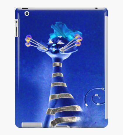 Kitty Unleashed iPad Case/Skin