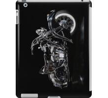 Black Indian Blackhawk iPad Case/Skin