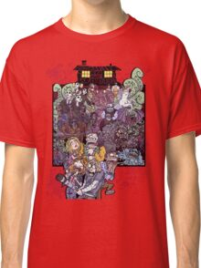 The Cabin in the Woods Classic T-Shirt