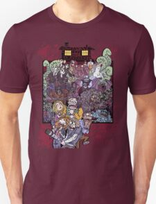 The Cabin in the Woods Unisex T-Shirt