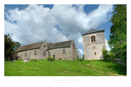 Richard's Castle, Herefordshire by Andrew Roland