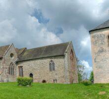 Richard's Castle, Herefordshire Sticker