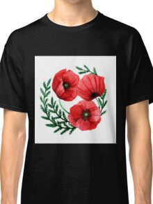 The poppies Classic T-Shirt