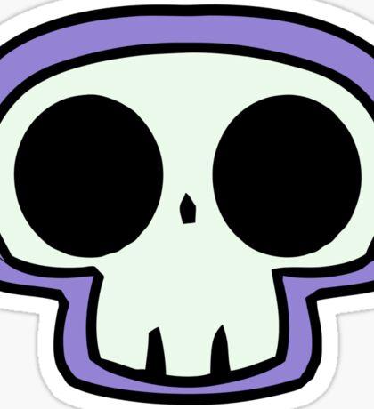 Grave Logo Version 2 Sticker