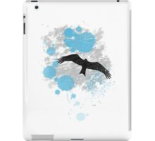 Bird In The Rain T-Shirt iPad Case/Skin