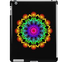 Rainbow Gradient Mandala, iPad Case iPad Case/Skin