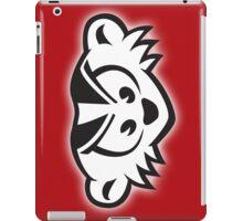MadBadger on Red iPad Case/Skin