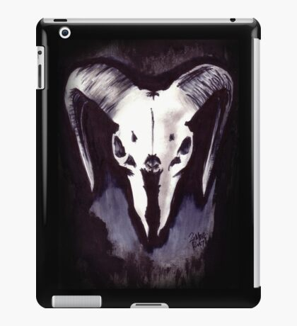 Cephalomancy iPad Case/Skin