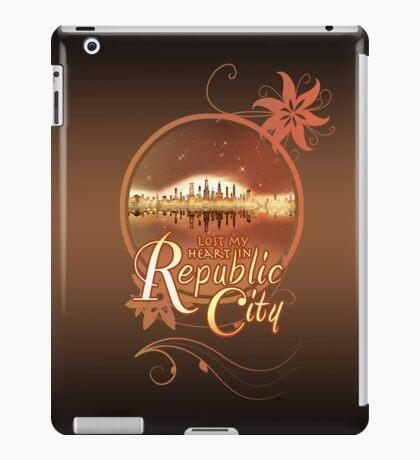 Lost My Heart In Republic City iPad Case/Skin