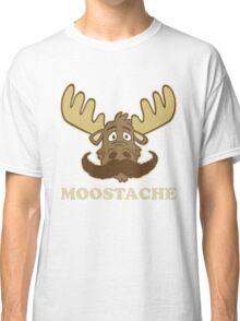 Moostache Classic T-Shirt