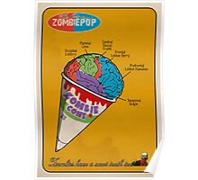 Zombie Cone Poster