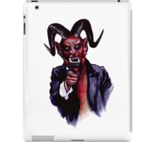 Uncle Satan iPad Case/Skin