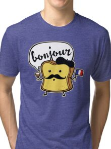 French Toast Tri-blend T-Shirt