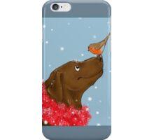 Snow Buddies iPhone Case/Skin