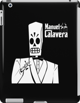 Godfather Manuel Calavera by Scott Weston