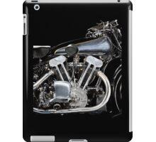 Brough Superior SS 100 Engine iPad Case/Skin