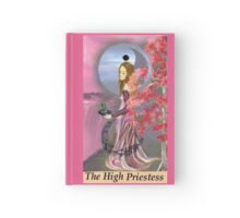 THE HIGH PRIESTESS Hardcover Journal