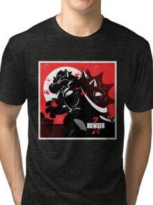 Bowserzilla Tri-blend T-Shirt