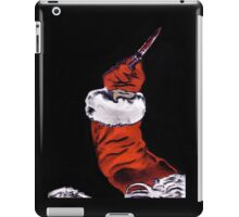 BLACK XMAS: You better watch out! iPad Case/Skin